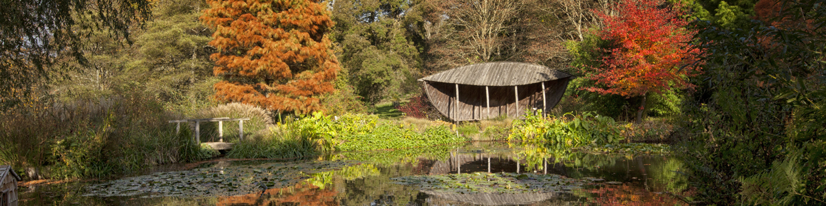 Garden in Hampshire Sir Harold Hillier Gardens